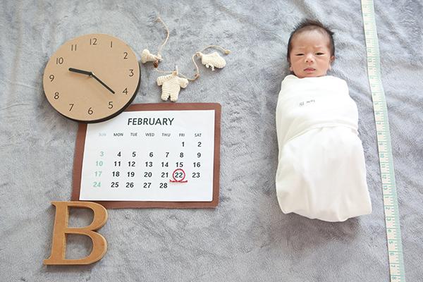 라벨메르 [강영지 송의종] 신생아 사진