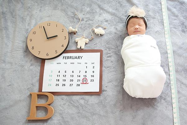 라벨메르 [최금영 이종태] 신생아 사진