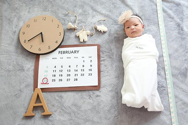 라벨메르 [황선환 이동규] 신생아 사진