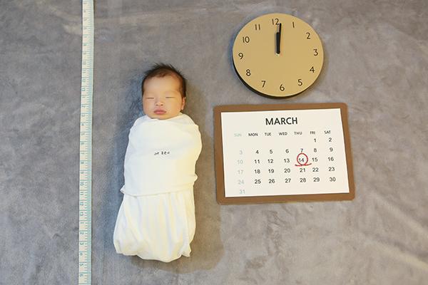 라벨메르 [유은영 조현익] 신생아 사진