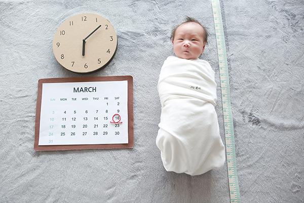 라벨메르 [박선미 이태진] 신생아 사진