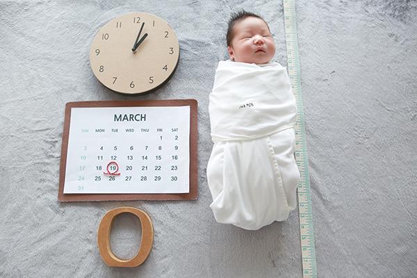 라벨메르 [최윤정 정병하] 신생아 사진