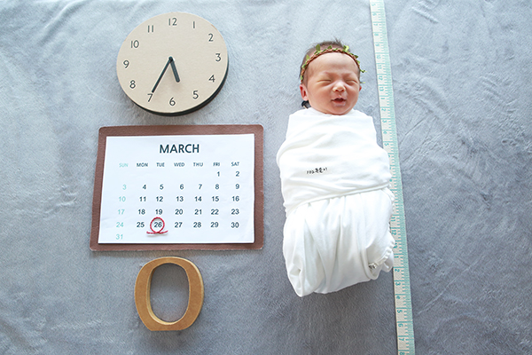 라벨메르 [강현주 양진모] 신생아 사진