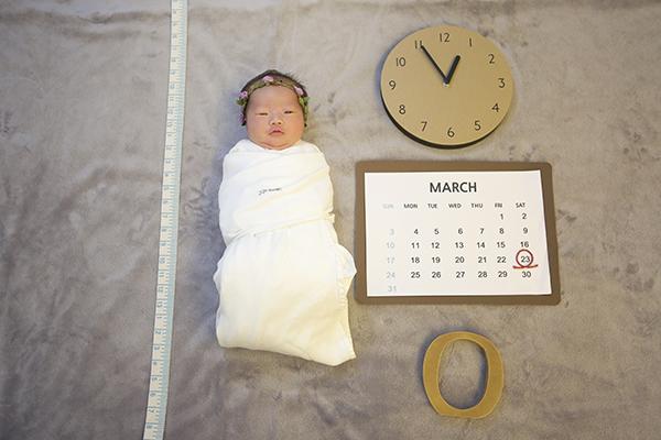 라벨메르 [김보령 채원식] 신생아 사진