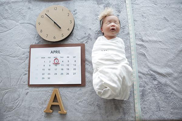 라벨메르 [신수현 이강민] 신생아 사진