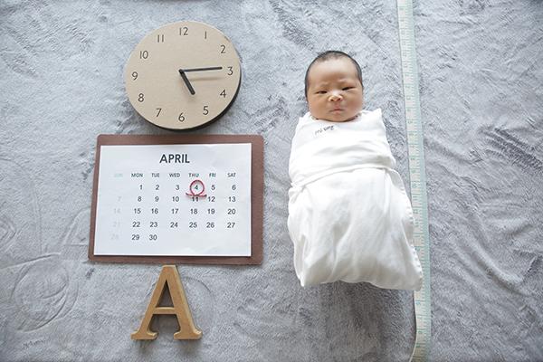 라벨메르 [이효선 장기원] 신생아 사진