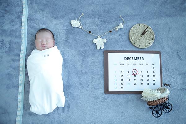 라벨메르 [김예나 김성현 ] 신생아 사진