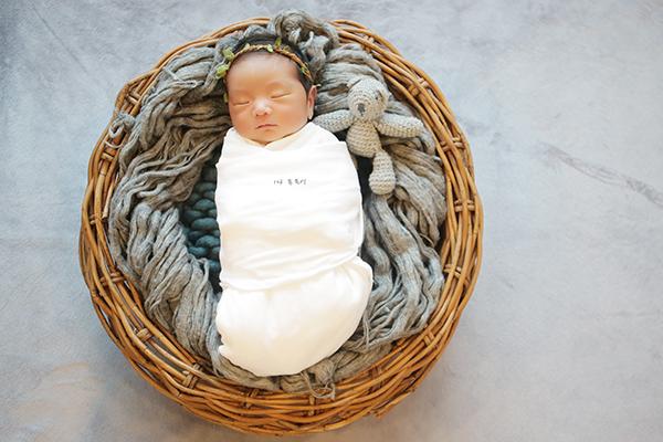 라벨메르 [임현숙 박령율] 신생아 사진