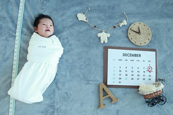 라벨메르 [남지연 고윤곤 ] 신생아 사진
