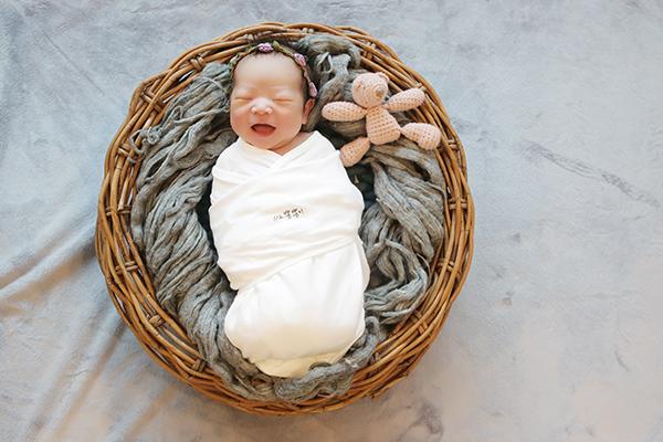 라벨메르 [지영은 최영호] 신생아 사진