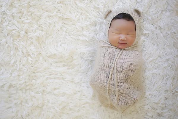 라벨메르 [임성은 박형채] 신생아 사진