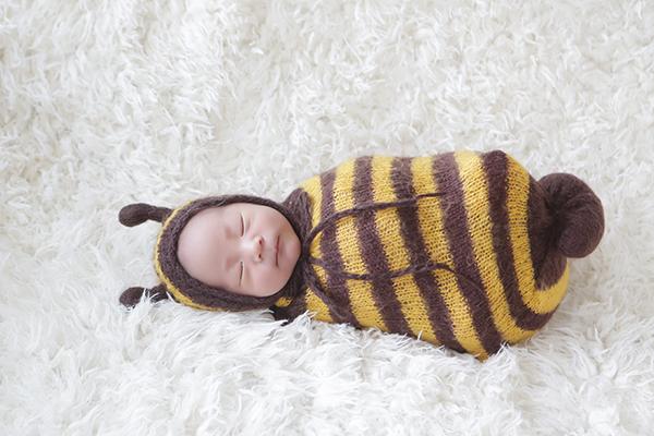 라벨메르 [김옥경 함연호] 신생아 사진