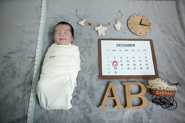 라벨메르 [조아름 민준식 ] 신생아 사진