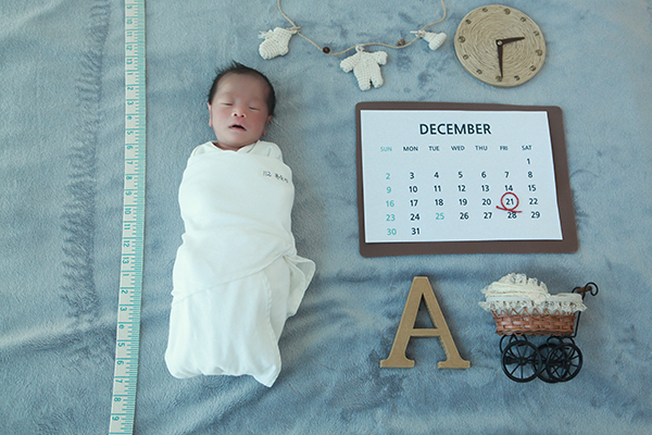 라벨메르 [김규리 정유태 ] 신생아 사진
