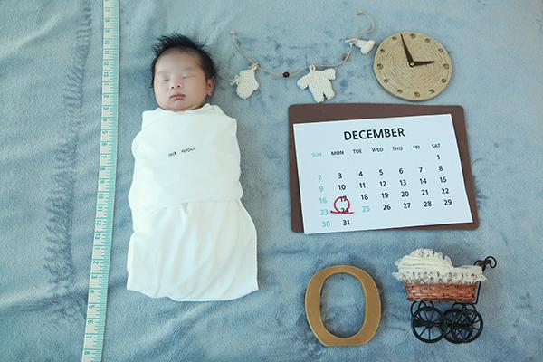 라벨메르 [김수진 이봉주 ] 신생아 사진