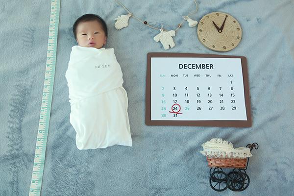 라벨메르 [조은영 임효상-첫째 ] 신생아 사진
