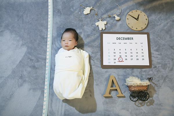 라벨메르 [최희연 고재철 ] 신생아 사진