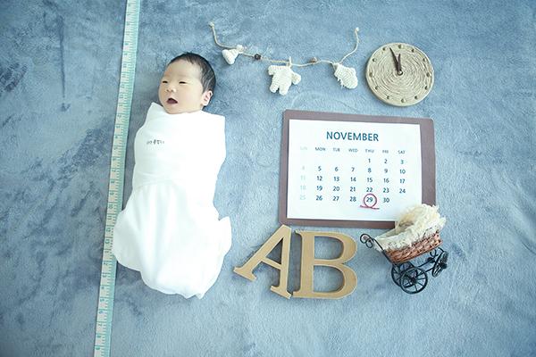 라벨메르 [김은영 김세진 ] 신생아 사진