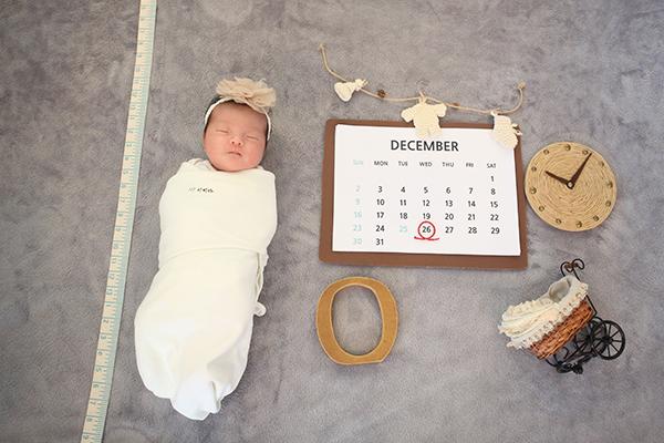라벨메르 [김경희 이광현 첫째 ] 신생아 사진