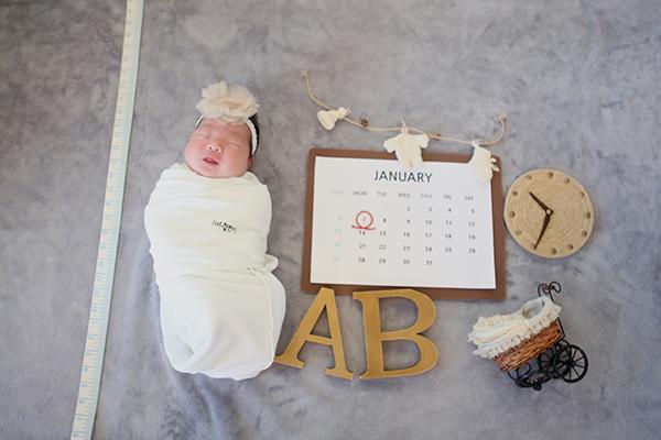라벨메르 [양효임 이상걸 ] 신생아 사진