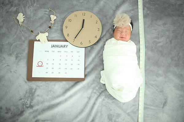 라벨메르 [권민정 박재찬 ] 신생아 사진