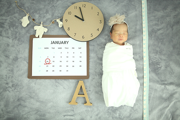 라벨메르 [김소은 반병주 ] 신생아 사진