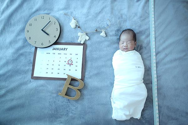 라벨메르 [이예원 이재남 ] 신생아 사진