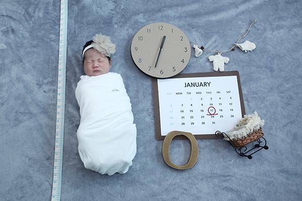 라벨메르 [박수현 강병천 ] 신생아 사진