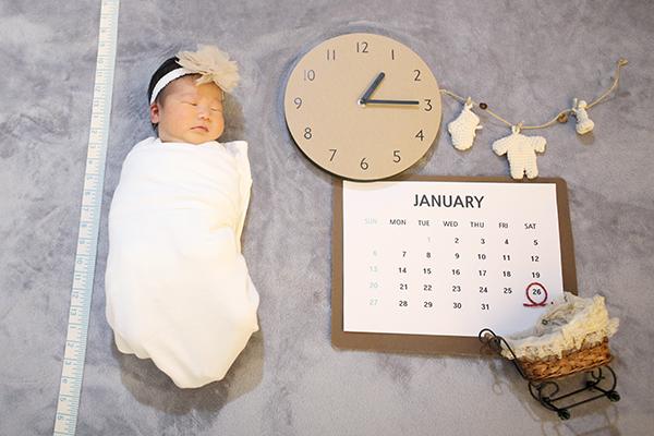 라벨메르 [최보미 유승호 ] 신생아 사진