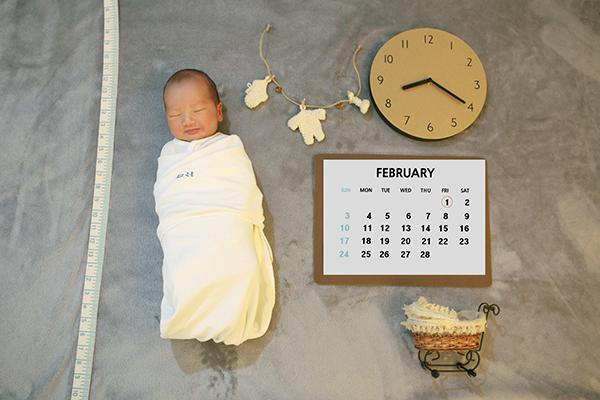 라벨메르 [박애규 홍성일] 신생아 사진